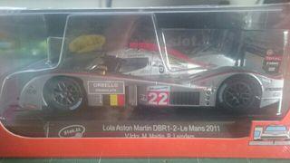Scalextric Lola Aston Martin Slotit