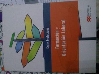 temario de formación y orientación laboral FOL