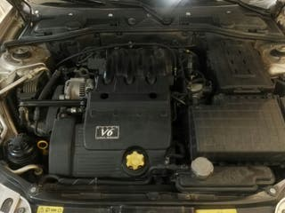 vendo rover 75 con 133.000 km gasolina 150 cv