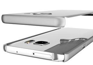 Funda Samsung S6 (con vidrio templado) nueva