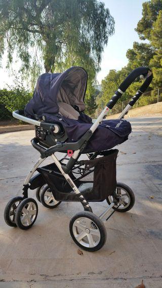 Carro de bebe casual play