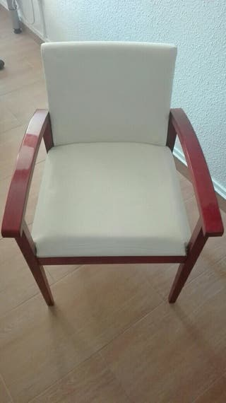 silla butaca señorial