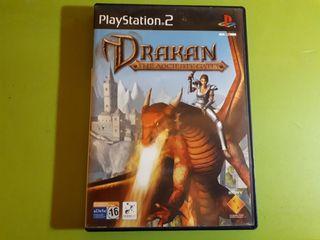Drakan Juego Playstation 2