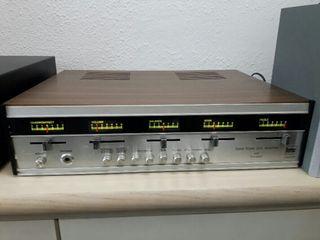 Amplificador Bettor CA 525