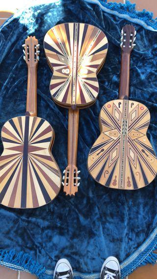 Guitarras artesanales Granada