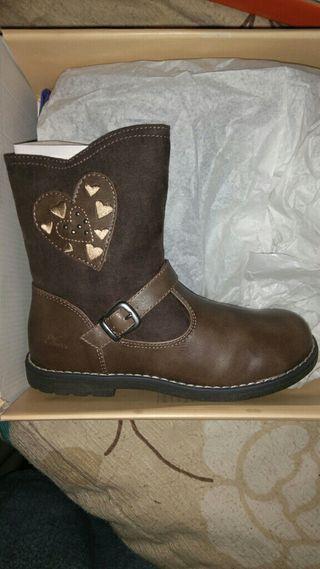 botas chicco ankle boot Candy para niña