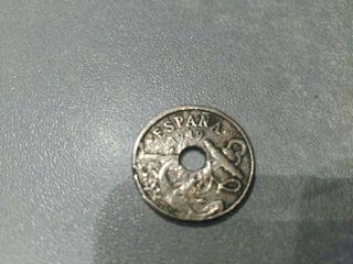 50 céntimos de 1949