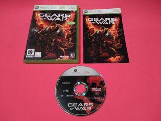 Gears of Wars XBOX 360