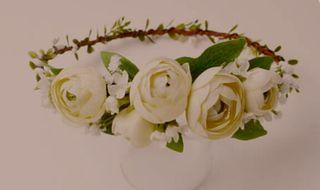 corona para bodas
