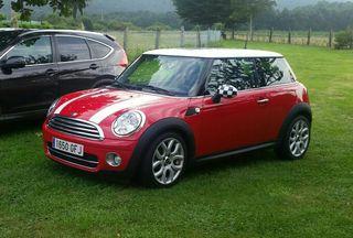 mini Cooper diesel