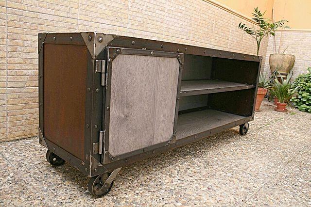 Muebles Industrial Vintage Sevilla De Segunda Mano Por 450