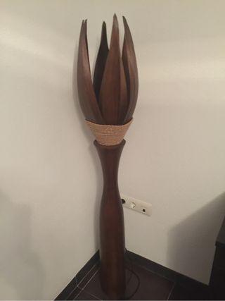 bonita lámpara de pie