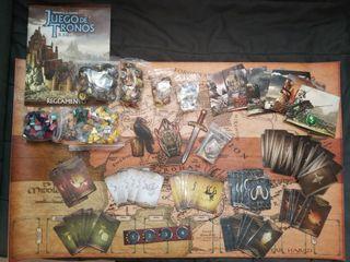 Juego de tronos juego de tablero segunda edición