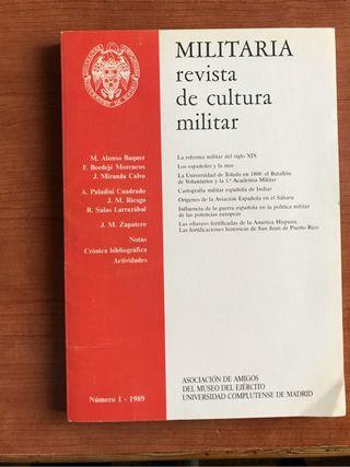 MILITARIA: Revista de cultura