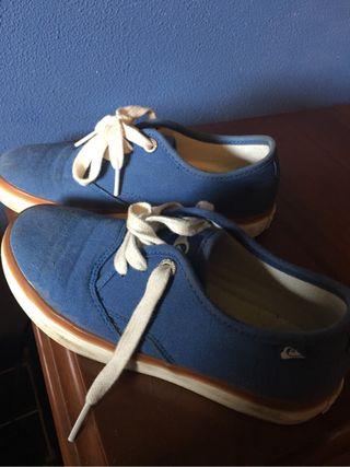 Zapatillas niño quiksilver