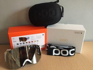 Gafas POC modelo LID NUEVAS!
