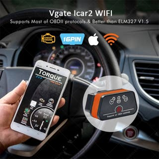 OBDII SCANNER BLUETOOTH