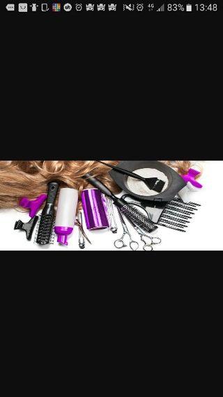 Servicio a domicilio de peluquería