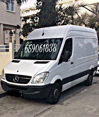 Tranporte/portes/Mudanzas Low Cost