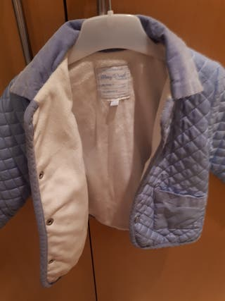 chaqueta mayoral 6-9 meses