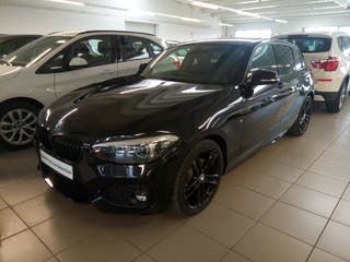 bmw 118d pack M 5p 2018 km/0