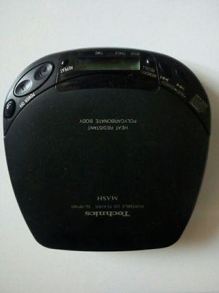 Discman portable. MASH SL-XP140