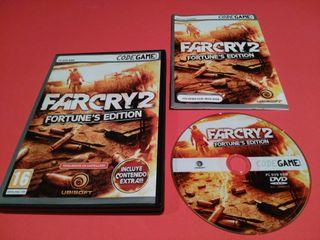 Farcry 2 - Fortune's Edition PC