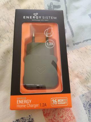 Enchufe USB 1.2A