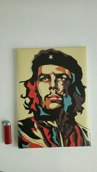 Cuadro Che Guevara