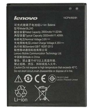 Baterias Lenovo K3 - Nuevas