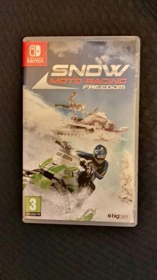 SNOW MOTO RACING FREEDOM PARA SWITCH