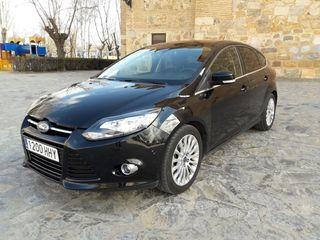 Ford Focus titanium 1.6tdci 115cv 6 velocidades