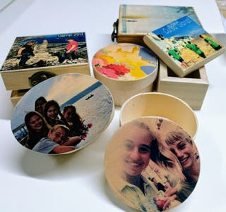 Cajas e Imanes Personalizados