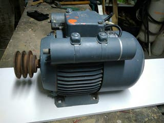 motor eléctrico monofasico