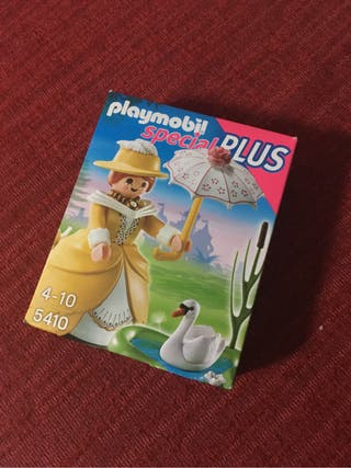 Playmobil special plus 5410 - Mujer victoriana