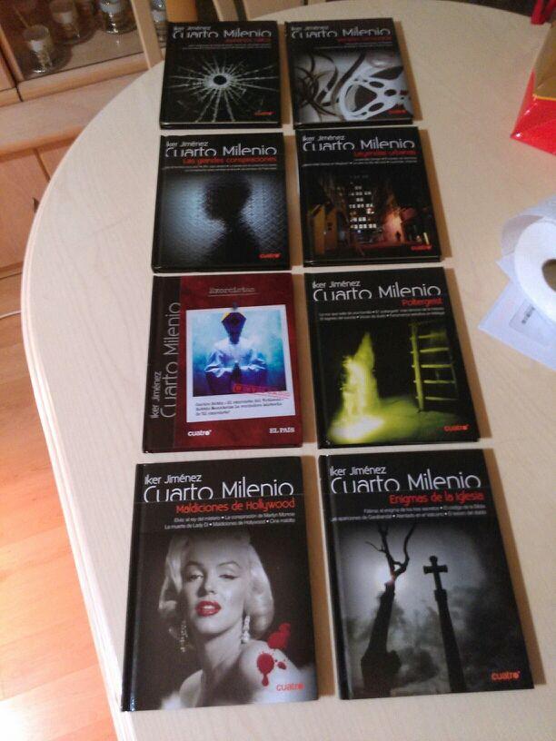 Libros del Cuarto Milenio de segunda mano por 5 € en Logroño - wallapop