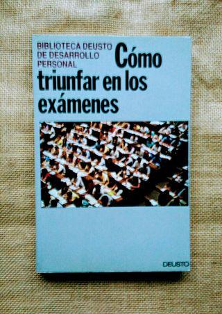 3x2 Cómo triunfar en los exámenes. Libro