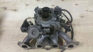Carburador con colectores Ford escort 86 1.4