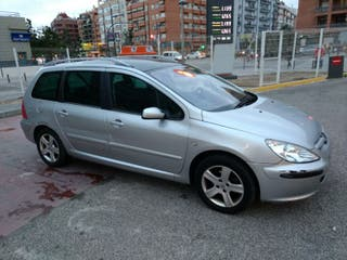 Peugeot 307 SW 2.0 HDi 90, con 6 asientos
