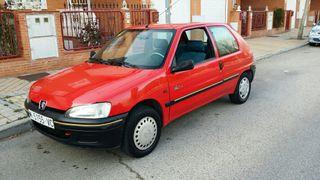 Peugeot 106 1.1 gasolina año 1997