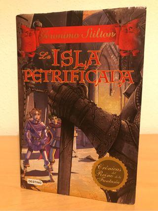 Libro La Isla Petrificada - Geronimo Stilton