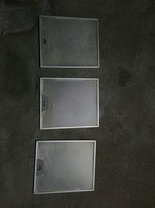 filtros campana