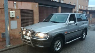Ssangyong Musso 2001