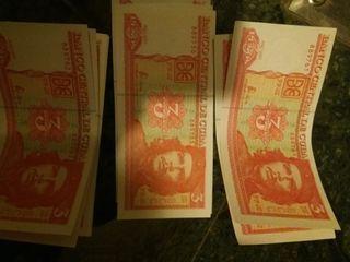 billetes del che nuevos