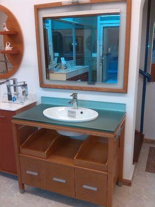 baño exposicion