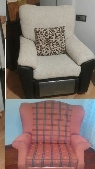 2 sofas relax