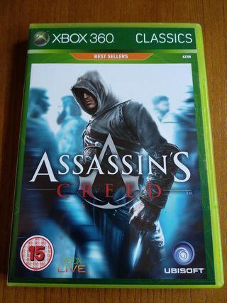Juego Xbox Assassins Creed