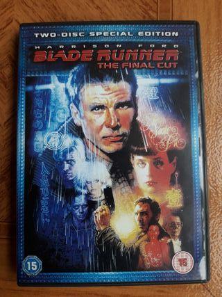 Dvd Peli Blade Runner. Edic. Especial 2 Dvds