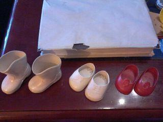 zapatos lesly nancy años 70