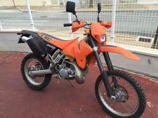 KTM Enduro EXC 200